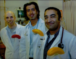 3 out of 3 doctors recommend the banana guard