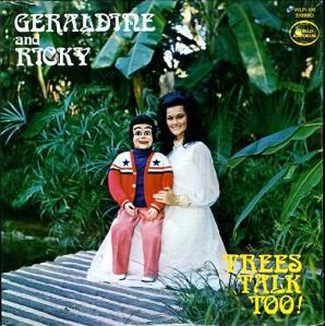Geraldine and Ricky Trees Talk Too
