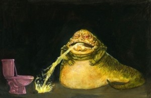 Jabba The Hutt Star Wars